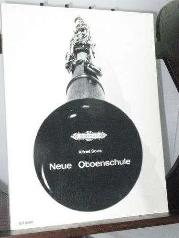 Sous A - Neue Oboenschule (New Oboe Method)